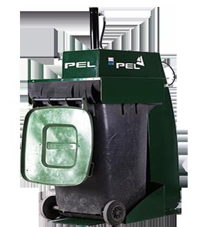 PEL 240 / 360 Bin Compactor